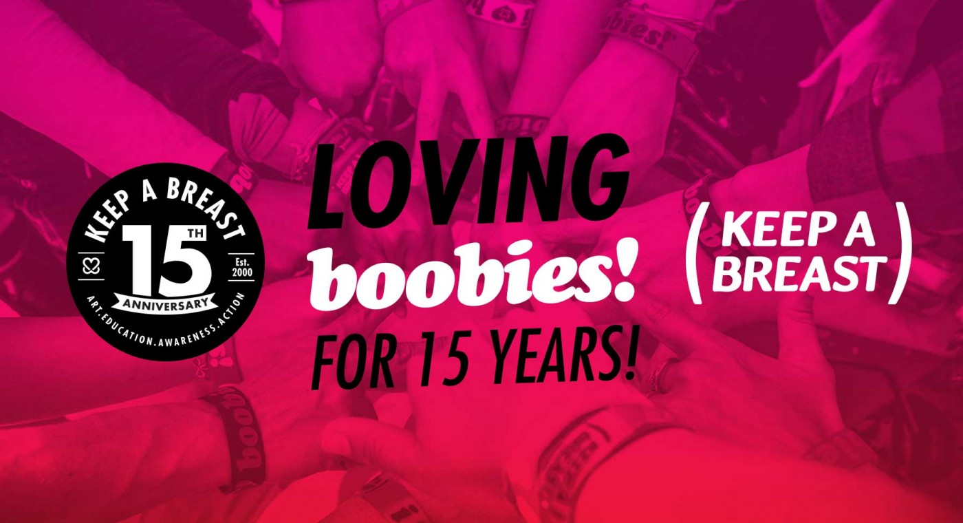 Loving Boobies For 15 years